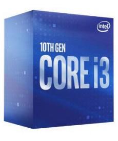 INTEL - CORE i3 10100 3.6Ghz 6 Core HT Socket 1200
