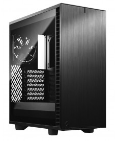 Fractal Design - Define 7 Compact Black (no ali)