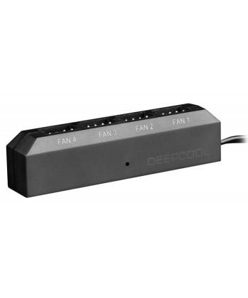 DeepCool - HUB per 4 Ventole 3 o 4 Pin