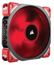 CORSAIR - ML120 PRO 120mm Red Led Magnetic Levitation