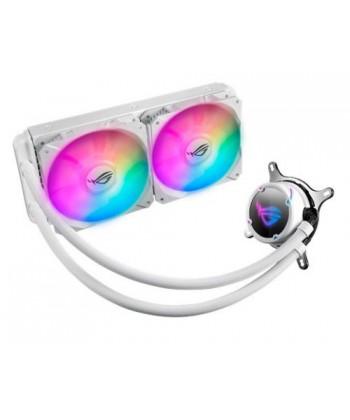 ASUS - Rog Strix LC 240 White Edition RGB x Socket 2066 1200 1151v2 AM4