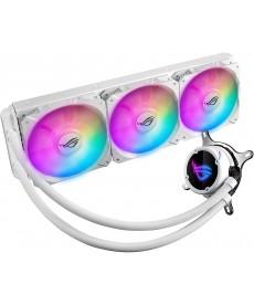 ASUS - Rog Strix LC 360 White Edition RGB x Socket 2066 1200 1151v2 AM4