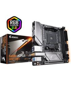GIGABYTE - B450I Aorus Pro WiFi DDR4 M.2 Mini-ITX Socket AM4