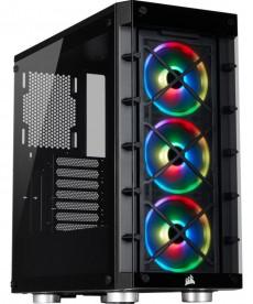 CORSAIR - iCUE 465X RGB Black (no ali)