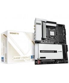 GIGABYTE - W480 Vision D DDR4 3xM.2 Thunderbolt WiFi Socket 1200