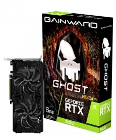 GAINWARD - RTX 2060 6GB Ghost OC