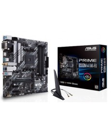 ASUS - Prime B550M-A WiFi DDR4 M.2 - Socket AM4
