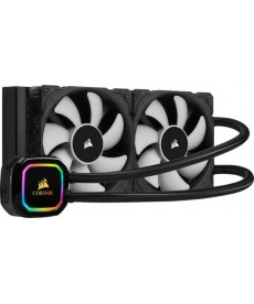 CORSAIR - HYDRO SERIES H100i RGB Pro XT 280mm x Socket 2066 1200 1151v2 AM4