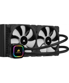 CORSAIR - HYDRO SERIES H115i RGB Pro XT 280mm x Socket 2066 1200 1151v2 AM4