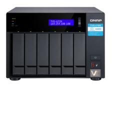 6-BAY NAS INTEL CORE I3-8100T 4-CORE 3.1 GHZ PROCESSOR 4GB DDR4 RAM