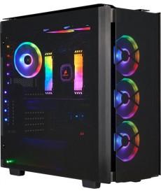 Syspack - Crystal EVO Ryzen 9 3900XT 64GB SSD 2TB RTX 3090 24GB Gaming PC