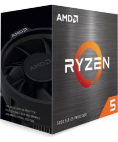 AMD - Ryzen 5 5600X 3.7 Ghz 6 Core Socket AM4 BOXED