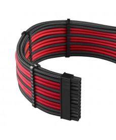Cablemod - Pro ModMesh Kit estensione cavi alimentazione - Rosso/Nero