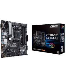 ASUS - Prime B450M-A II DDR4 M.2 - Socket AM4
