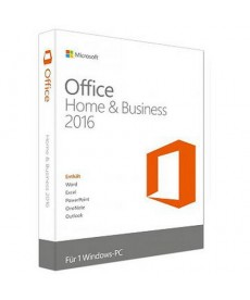 MICROSOFT - OFFICE 2016 Home and Business (NO CD) Product Key