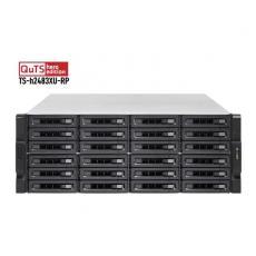 24-BAY 4U RACKMOUNT NAS INTEL XEON E-2236 6 CORES / 12 THREADS 3.4 GHZ PROCESSOR (BOOST UP TO 4.8 GHZ), 128 GB ECC DDR4, 24 X