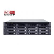 16-BAY 3U RACKMOUNT NAS INTEL XEON E-2236 6 CORES / 12 THREADS 3.4 GHZ PROCESSOR (BOOST UP TO 4.8 GHZ), 128 GB ECC DDR4 ECC,