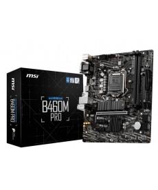 MSI - B460M PRO DDR4 M.2 Socket 1200