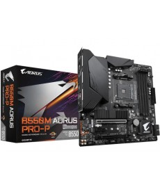 GIGABYTE - B550M Aorus PRO-P Dual M.2 DDR4 Socket AM4