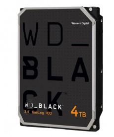 WESTERN DIGITAL - 4TB WD BLACK - Sata 6Gb/s 256MB