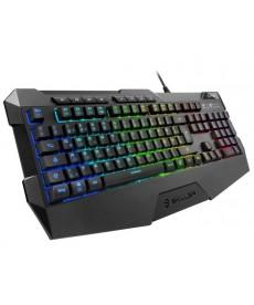 SHARKOON - SKILLER SGK4 RGB Tastiera Gaming RGB