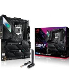 ASUS - ROG Strix Z590-F WiFi Gaming DDR4 Dual M.2 Socket 1200