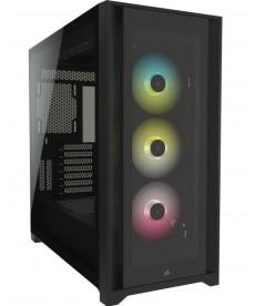 CORSAIR - iCUE 5000X RGB Black (no ali)