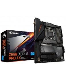 GIGABYTE - Z590 Aorus Pro AX DDR4 Triple M.2 WiFi Socket 1200