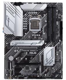 ASUS - Z590-P DDR4 Triple M.2 Socket 1200