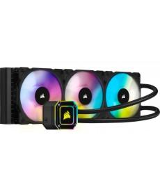 CORSAIR - HYDRO SERIES H150i Elite Capellix RGB 360mm x Socket 2066 1200 AM4