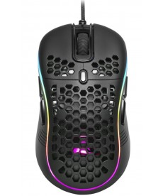 SHARKOON - Mouse Gaming Light 2 S RGB 6200 Dpi