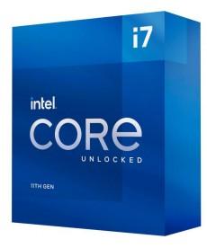 INTEL - CORE i7 11700K 3.6Ghz 8 Core HT Socket 1200 no FAN