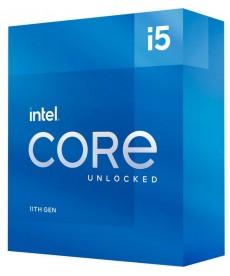 INTEL - CORE i5 11600K 3.6Ghz 6 Core HT Socket 1200 no FAN