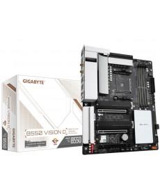 GIGABYTE - B550 Vision D WiFi Dual M.2 DDR4 TB3 ATX Socket AM4