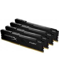 KINGSTON - 64GB DDR4-3600 HyperX Fury CL18 (4x16GB)