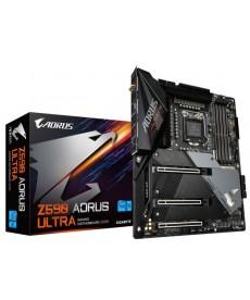 GIGABYTE - Z590 Aorus Ultra WiFi DDR4 Triple M.2 ATX Socket 1200