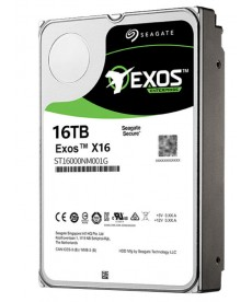 SEAGATE - 16TB Exos X16 HDD Sata 6Gb/s 256mb