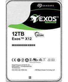 SEAGATE - 12TB Exos X16 HDD Sata 6Gb/s 256mb