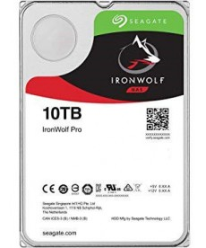SEAGATE - 10TB IronWolf Pro HDD Sata 6Gb/s