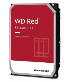 WESTERN DIGITAL - 6TB WD RED - Sata 6Gb/s 256MB x NAS