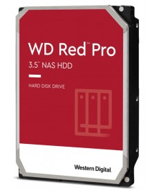 WESTERN DIGITAL - 6TB WD RED PRO - Sata 6Gb/s 64MB x NAS