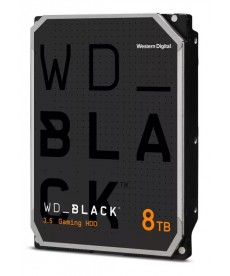 WESTERN DIGITAL - 8TB WD BLACK - Sata 6Gb/s 256MB