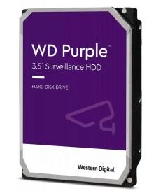 WESTERN DIGITAL - 10TB WD PURPLE - Sata 6Gb/s 256MB x Videosorveglianza