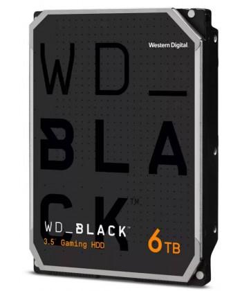 WESTERN DIGITAL - 6TB WD BLACK - Sata 6Gb/s 256MB