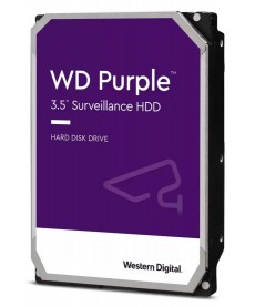 WESTERN DIGITAL - 6TB WD PURPLE - Sata 6Gb/s 64MB x Videosorveglianza