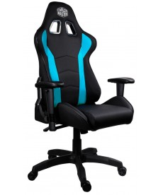 COOLER MASTER - Gaming Chair Caliber R1 Black Blue