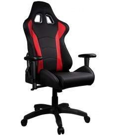 COOLER MASTER - Gaming Chair Caliber R1 Black Red