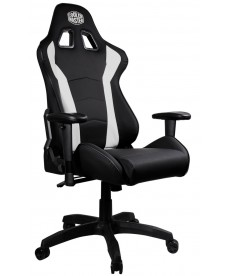 COOLER MASTER - Gaming Chair Caliber R1 Black White