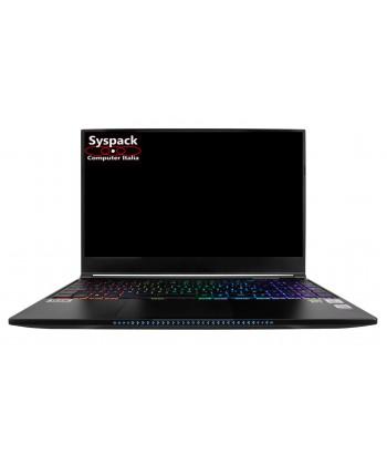 "Syspack - R-PRO Ryzen 9 5900HX DDR4 2 M.2 RTX 3080 16GB 15.6"" QHD 165Hz"