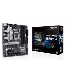 ASUS - B560M-A DDR4 Dual M.2 mATX Socket 1200